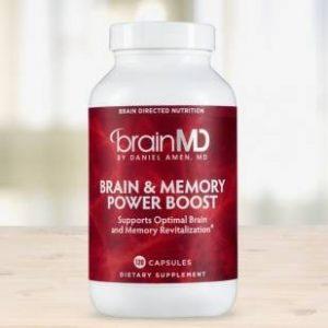 Brain & Memory Power Boost
